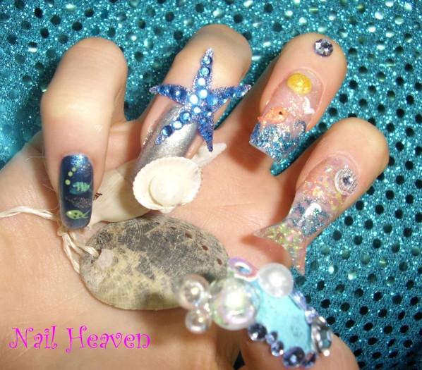 Fantasy Nail Art 2nd Place Nail Heaven